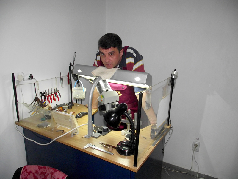 Изготовление ювелирных изделий