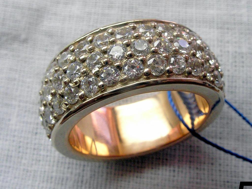 Перстень-обручка